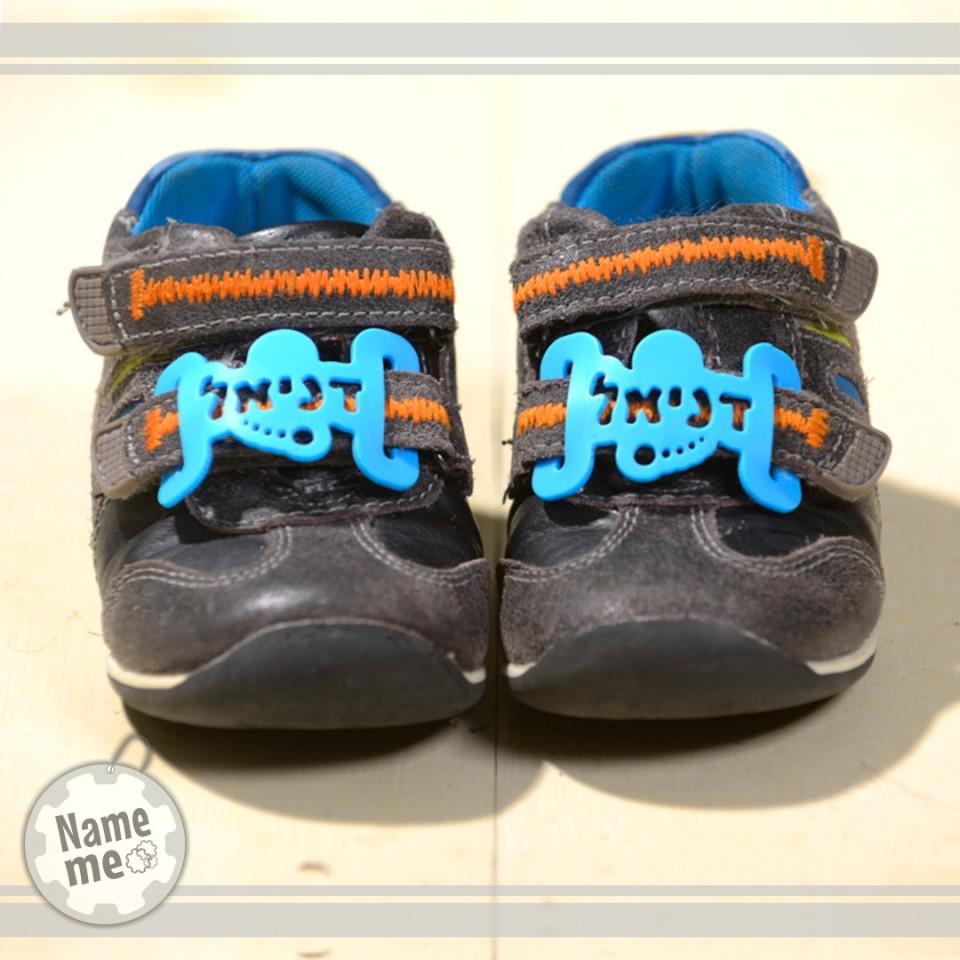 תוויות לנעליים עם שם